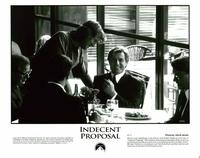 Indecent Proposal - 8 x 10 B&W Photo #2