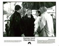 Indecent Proposal - 8 x 10 B&W Photo #3