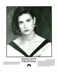 Indecent Proposal - 8 x 10 B&W Photo #7
