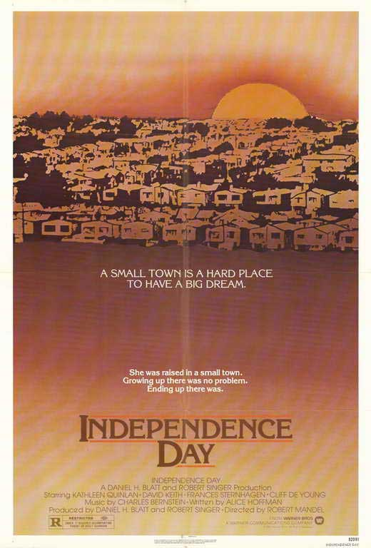 independence day film. Independence Day - 11 x 17