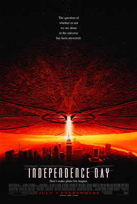 Independence Day - 27 x 40 Movie Poster - Style A