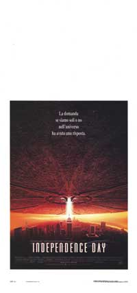 Independence Day - 13 x 28 Movie Poster - Italian Style A