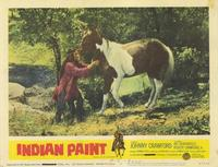 Indian Paint - 11 x 14 Movie Poster - Style B