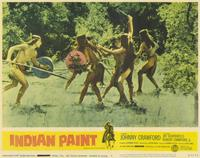 Indian Paint - 11 x 14 Movie Poster - Style H