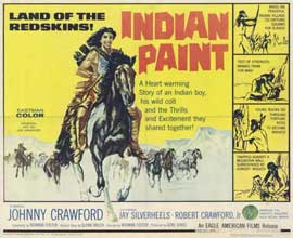 Indian Paint - 11 x 14 Movie Poster - Style D