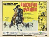 Indian Paint - 22 x 28 Movie Poster - Half Sheet Style A