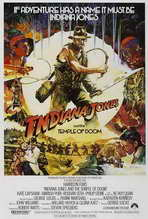 Indiana Jones and the Temple of Doom - 27 x 40 Movie Poster