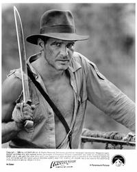 Indiana Jones and the Temple of Doom - 8 x 10 B&W Photo #2