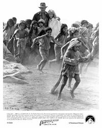 Indiana Jones and the Temple of Doom - 8 x 10 B&W Photo #12