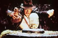 Indiana Jones and the Temple of Doom - 8 x 10 Color Photo #1