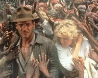 Indiana Jones and the Temple of Doom - 8 x 10 Color Photo #3