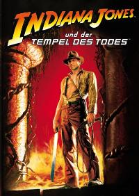 Indiana Jones and the Temple of Doom - 11 x 17 Movie Poster - German Style B