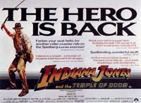 Indiana Jones and the Temple of Doom - 11 x 17 Movie Poster - Style I