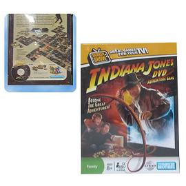 Indiana Jones and the Temple of Doom - DVD Game