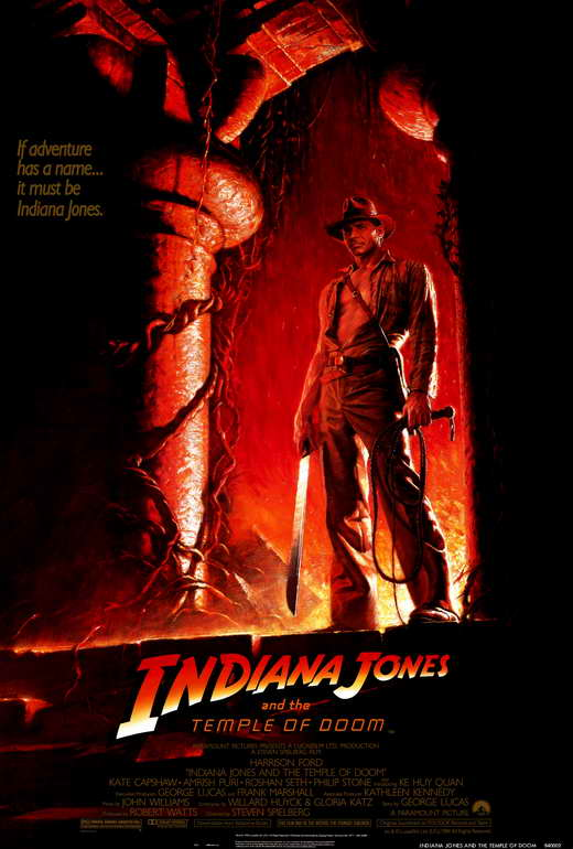 indiana jones and the temple of doom the prequel to raiders of the ...