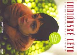 Indianske leto - 11 x 17 Movie Poster - Czchecoslovakian Style A