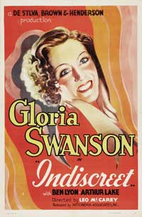 Indiscreet - 27 x 40 Movie Poster - Style B
