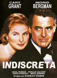 Indiscreet - 11 x 17 Movie Poster - Spanish Style B
