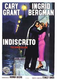 Indiscreet - 11 x 14 Movie Poster - Style F