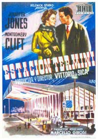 Indiscretion of an American Wife - 11 x 17 Movie Poster - Spanish Style A