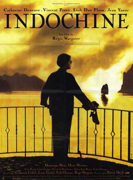 Indochine - 11 x 17 Movie Poster - French Style A