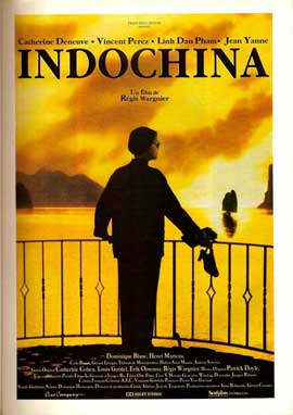 Indochine - 11 x 17 Movie Poster - Spanish Style A