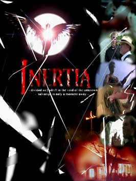 Inertia - 11 x 17 Movie Poster - Style A