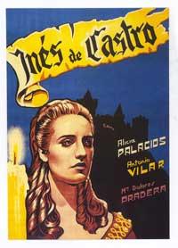 Ines de Castro - 11 x 17 Movie Poster - Spanish Style A