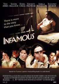 Infamous - 11 x 17 Movie Poster - Style C