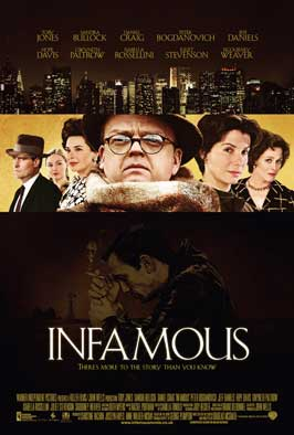 Infamous - 11 x 17 Movie Poster - Style D