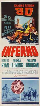 Inferno - 14 x 36 Movie Poster - Insert Style B