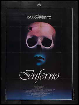 Inferno - 27 x 40 Movie Poster - French Style A