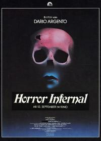 Inferno - 27 x 40 Movie Poster - German Style A