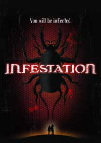 Infestation - 43 x 62 Movie Poster - Bus Shelter Style A
