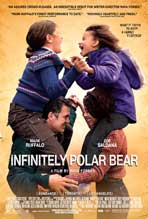 """Infinitely Polar Bear"" Movie Poster"