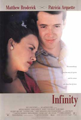 Infinity - 11 x 17 Movie Poster - Style A