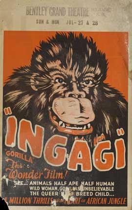 Ingagi - 11 x 17 Movie Poster - Style C