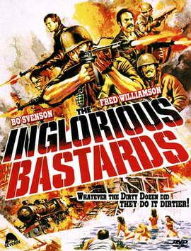 Inglorious Bastards - 11 x 17 Movie Poster - Style B
