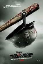 Inglourious Basterds - 27 x 40 Movie Poster - Style B