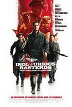 Inglourious Basterds - 27 x 40 Movie Poster - Style E