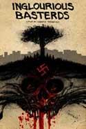 Inglourious Basterds - 11 x 17 Movie Poster - Style X