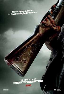 Inglourious Basterds - 11 x 17 Movie Poster - Style B