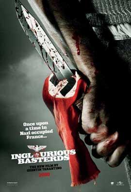 Inglourious Basterds - 27 x 40 Movie Poster - Style C