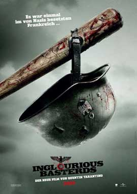 Inglourious Basterds - 11 x 17 Movie Poster - German Style A
