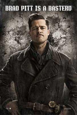Inglourious Basterds - 11 x 17 Movie Poster - Style E