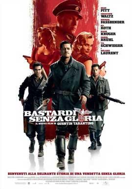 Inglourious Basterds - 11 x 17 Movie Poster - Italian Style A