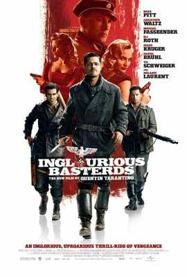 Inglourious Basterds - 11 x 17 Movie Poster - Style J