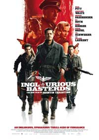 Inglourious Basterds - 43 x 62 Movie Poster - Bus Shelter Style C
