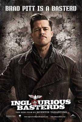 Inglourious Basterds - 11 x 17 Movie Poster - Style K
