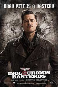 Inglourious Basterds - 43 x 62 Movie Poster - Bus Shelter Style D